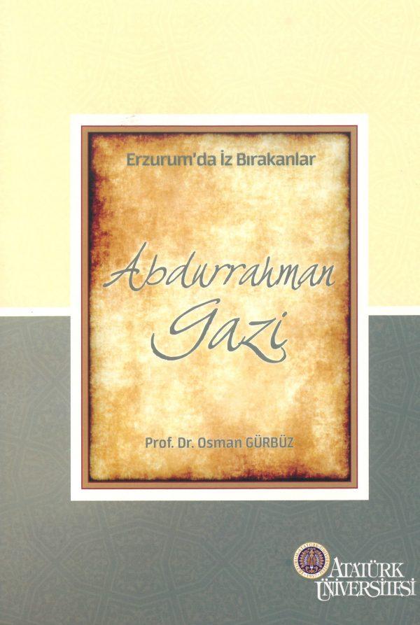 1-Abdurrahman Gazi